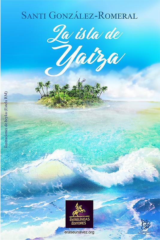 Cubierta realista de La isla de Yaiza
